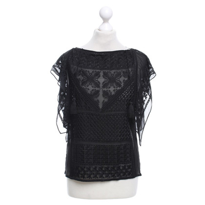 Isabel Marant Top en noir