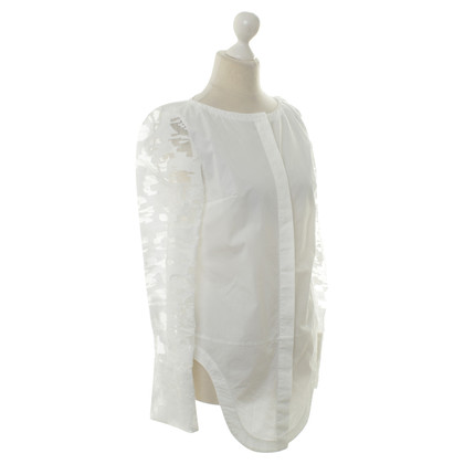 Dondup Semi transparent blouse