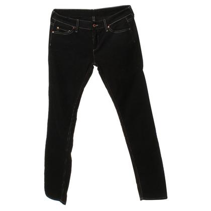 Isabel Marant Corduroy trousers in black