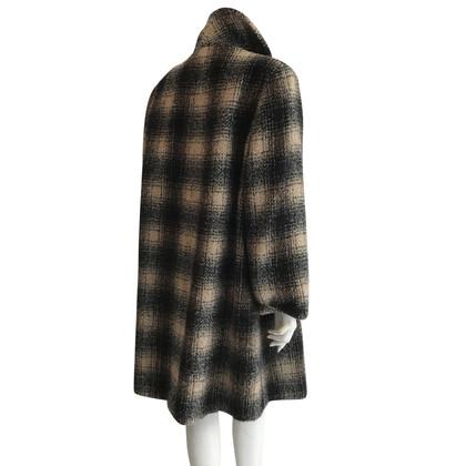 Agnona manteau cachemire