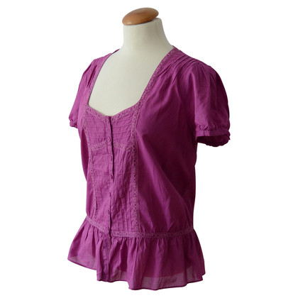 Marc Jacobs Blouse in de romantische stijl
