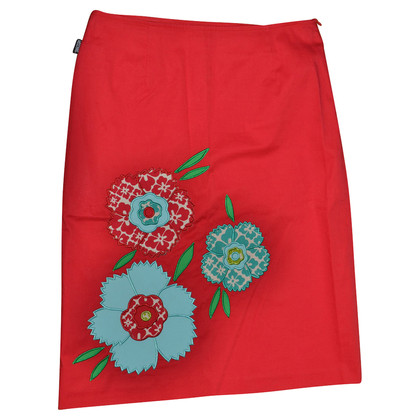 Moschino cotton skirt