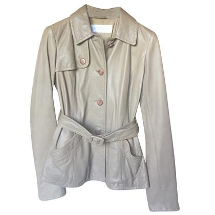 Max Mara Leather jacket