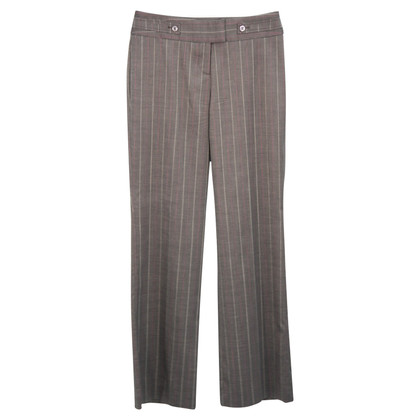 Karen Millen Striped trousers from wool