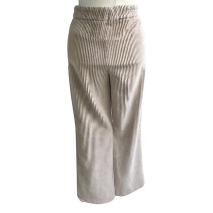 Strenesse Blue Pantaloni di velluto