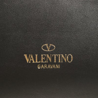 Valentino Schultertasche mit Nietenbesatz