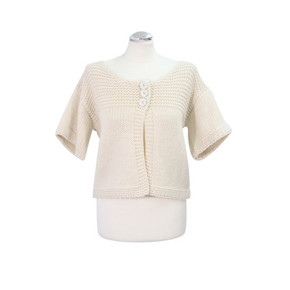French Connection maglione maglia in crema