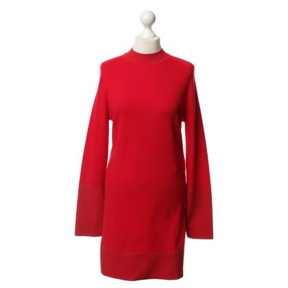 Balenciaga Maglia fine abito in rosso