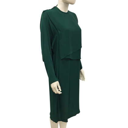 Lanvin Green dress