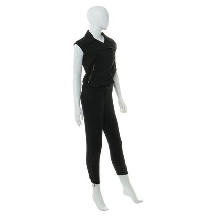 McQ Alexander McQueen Jumpsuit in zwart