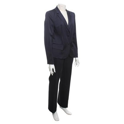 Strenesse Completo per pantaloni in blu navy