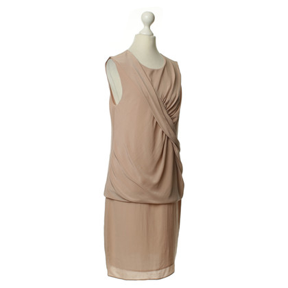 Day Birger & Mikkelsen Silk dress in dusty pink
