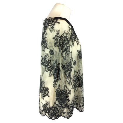 Twin-Set Simona Barbieri Tunic made of lace