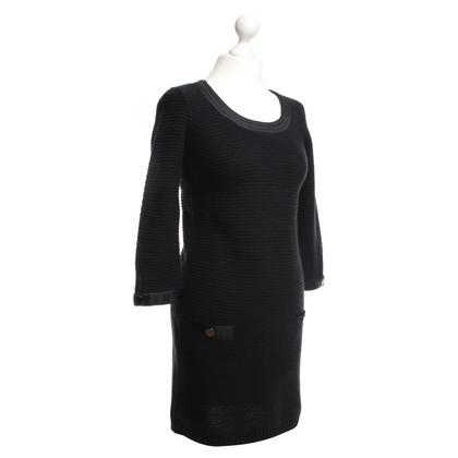 Tara Jarmon Knit dress in black