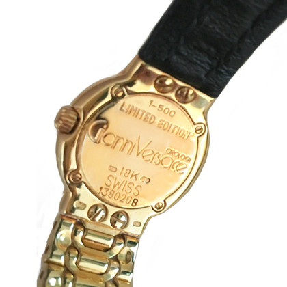 Versace Uhr Limited Edition
