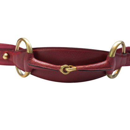 Gucci Pink belt