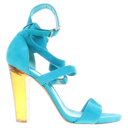 Gianvito Rossi Sandals turquoise
