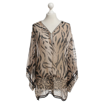 Marc Cain Tunic with animal print