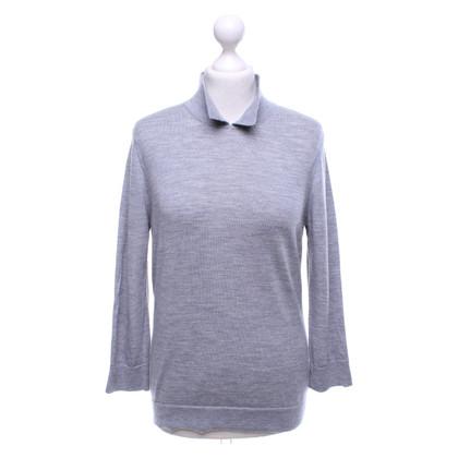 Hobbs Merino pullover in grey