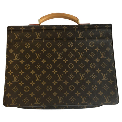 Louis Vuitton Office Tas van monogram canvas