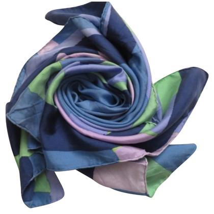 Christian Dior sjaal patroon