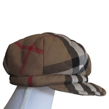 Burberry Gesteppt Mütze