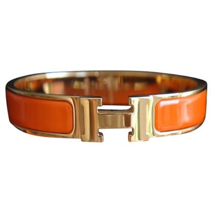 Hermès braccialetto di Clic H