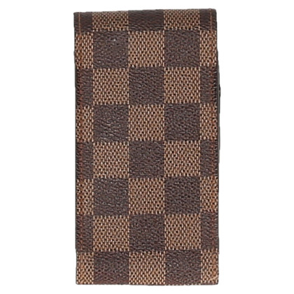 Louis Vuitton Cigarette case from Damier Ebene Canvas
