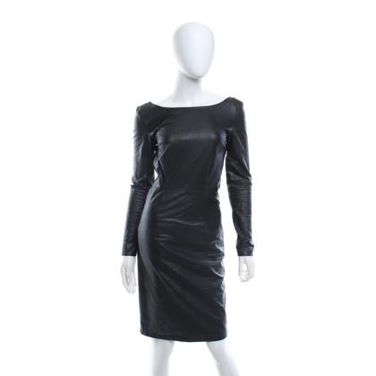 Karl Lagerfeld Kleid in Schwarz