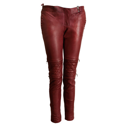Maison Scotch Lederhose