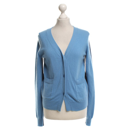Chloé Cashmere cardigan in blue