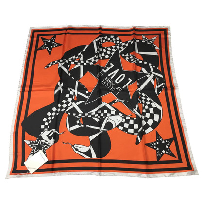 "Givenchy Silk scarf ""Power of Love"""