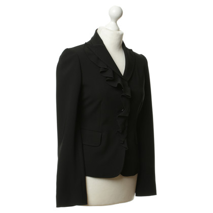 Moschino Cheap and Chic Blazer in Schwarz