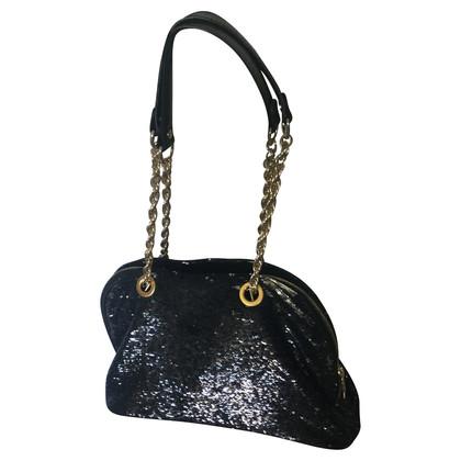 John Galliano Handtasche aus Leder