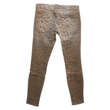 Current Elliott Jeans a fantasia leopardata