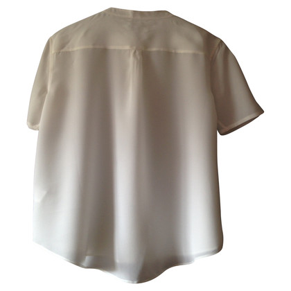 Equipment silk blouse