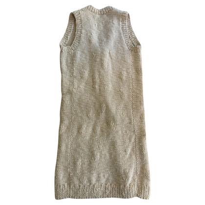 Loewe Gilet lavorato a maglia in beige