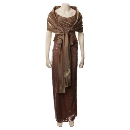Talbot Runhof Evening dress with sequins