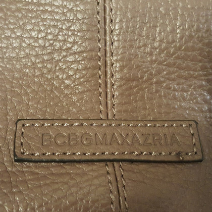 BCBG Max Azria Leather bag with animal print