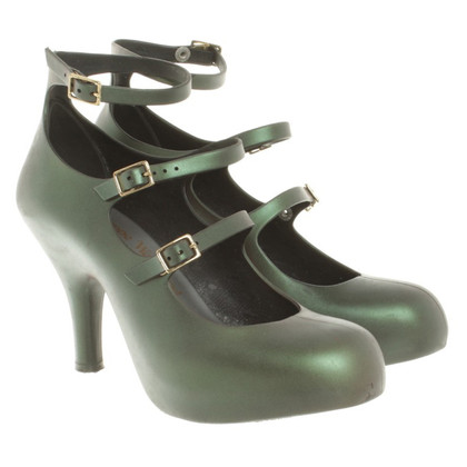Vivienne Westwood pumps in Green