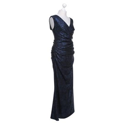 Talbot Runhof Meliertes Kleid