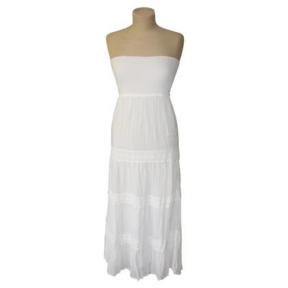 Melissa Odabash Maxi-jurk in het wit