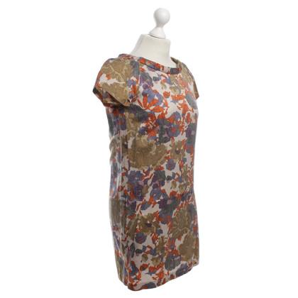 Comptoir des Cotonniers Kleid mit Seidenanteil