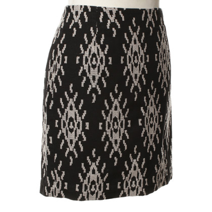 Comptoir des Cotonniers skirt with embroidery