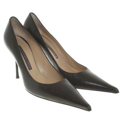 Gianmarco Lorenzi pumps in black