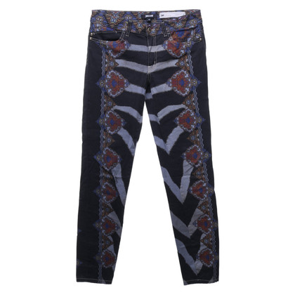 Just Cavalli Jeans with pattern