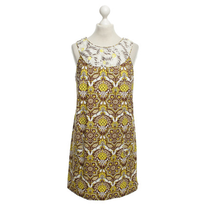 Milly Dress with colorful patterns