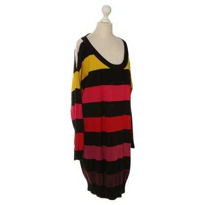 Sonia Rykiel for H&M Robe Stripe en coloré