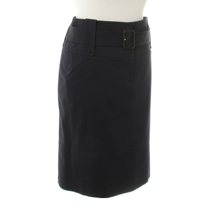 Burberry Blue skirt