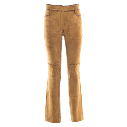 Dolce & Gabbana Suede pants